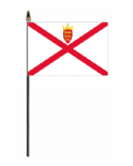 Jersey Hand Flag - Small.